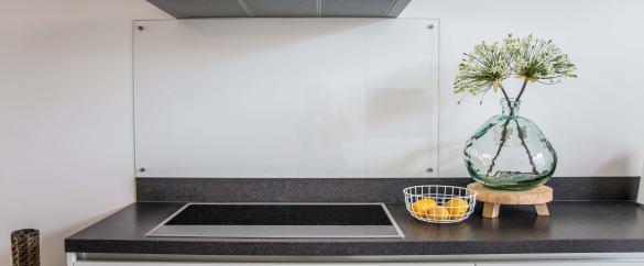 Glazen Achterwand Keuken Transparant Of Gekleurd Glassby